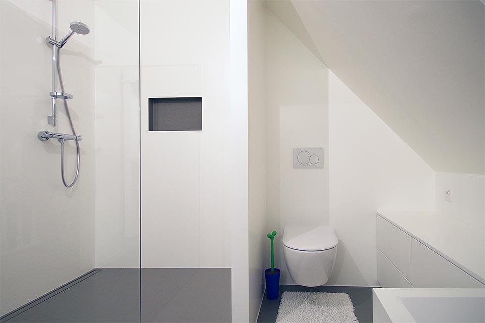 Badkamer Douche Vloeren : Havatec kunstharsvloeren en wanden roeselare epoxyvloeren